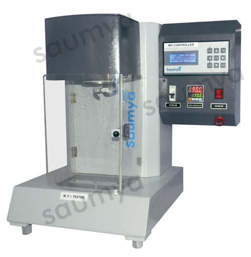 Melt Flow Index Tester Fully Auto